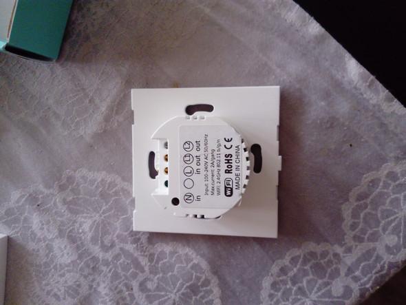 Wifi lichtschalter anschluss? computer technik technologie