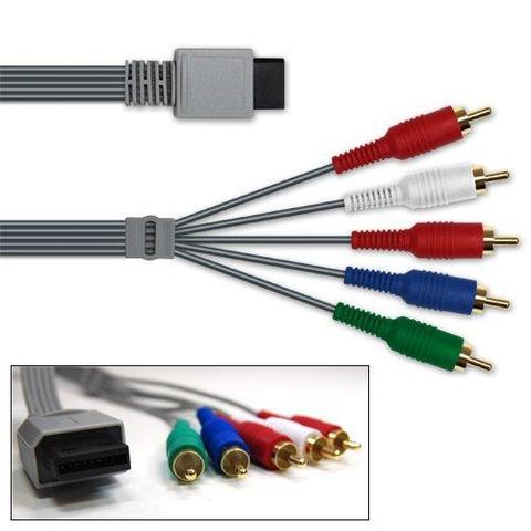 wii komponenten video kabel mit samsung ue55h6470 verbinden tv enth lt nicht die passenden. Black Bedroom Furniture Sets. Home Design Ideas