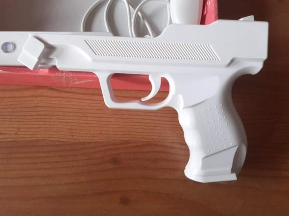 Wii games for pistol?