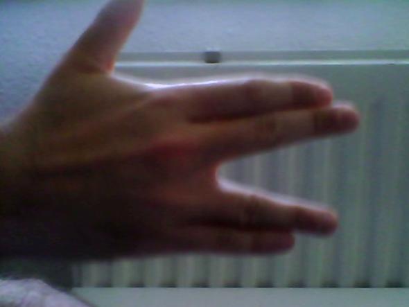 Hand - (Hand, Gehirn, Zeichen)