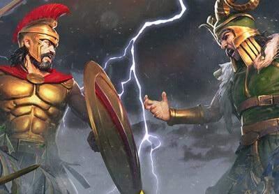 Wikinger gegen Griechen?