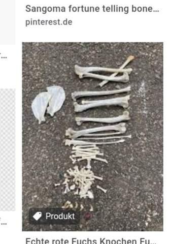 Wikinger Ritual Knochengegenstand /Artefakt/Deko?