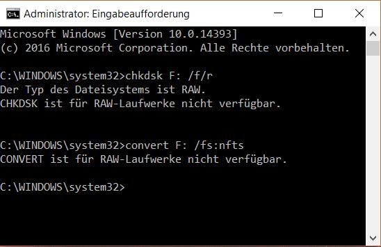 Screenshot von CMD - (Computer, PC, Technik)