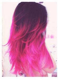 will meine haare pink f rben und k nnte hilfe gebrauchen blondieren pinke haare. Black Bedroom Furniture Sets. Home Design Ideas