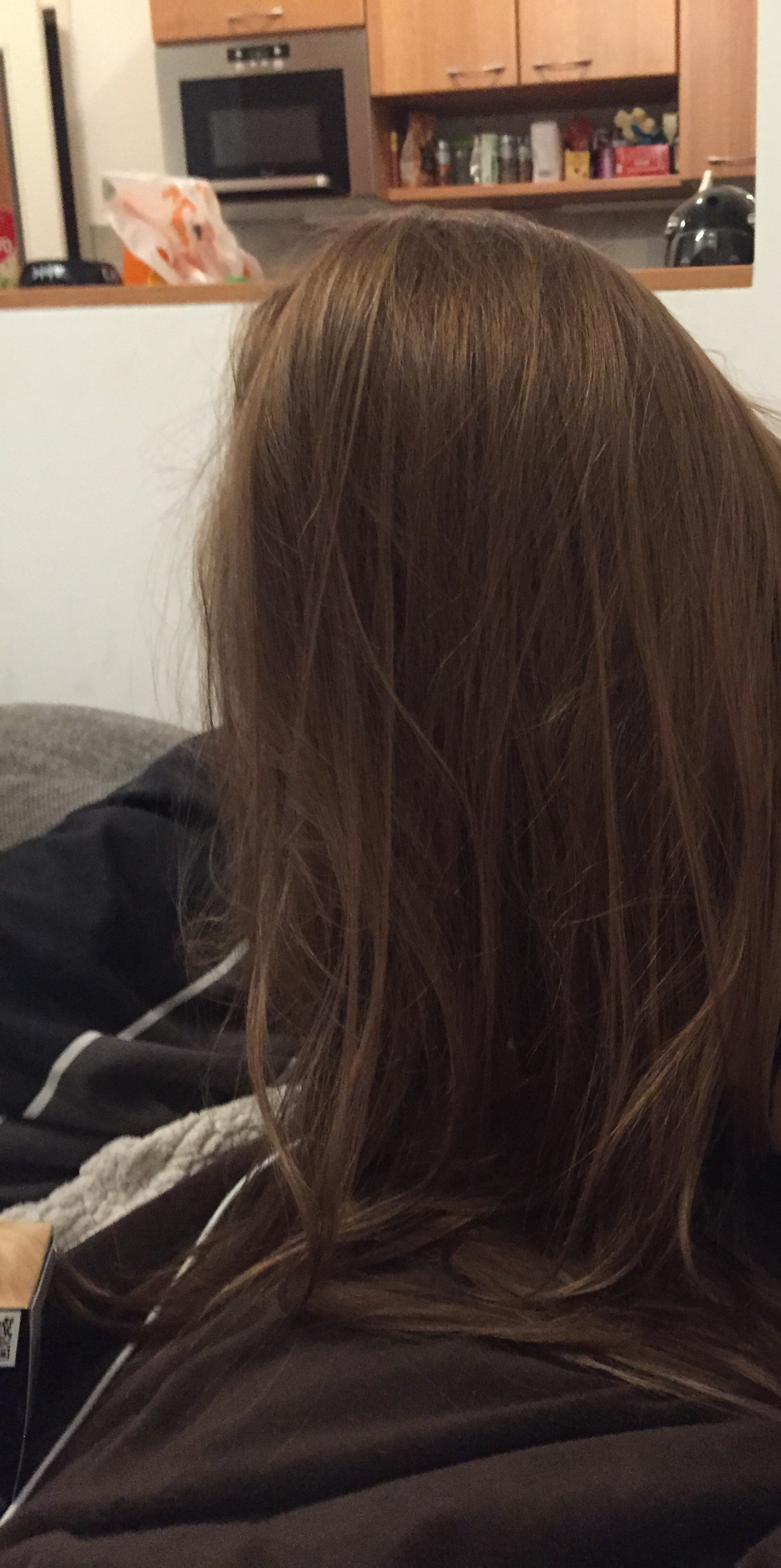 Olia haarfarben erfahrungen – Pony frisur