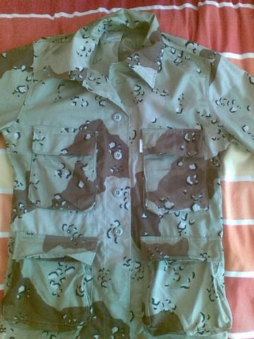 Bild 2 - (Kleidung, Bundeswehr, Jacke)