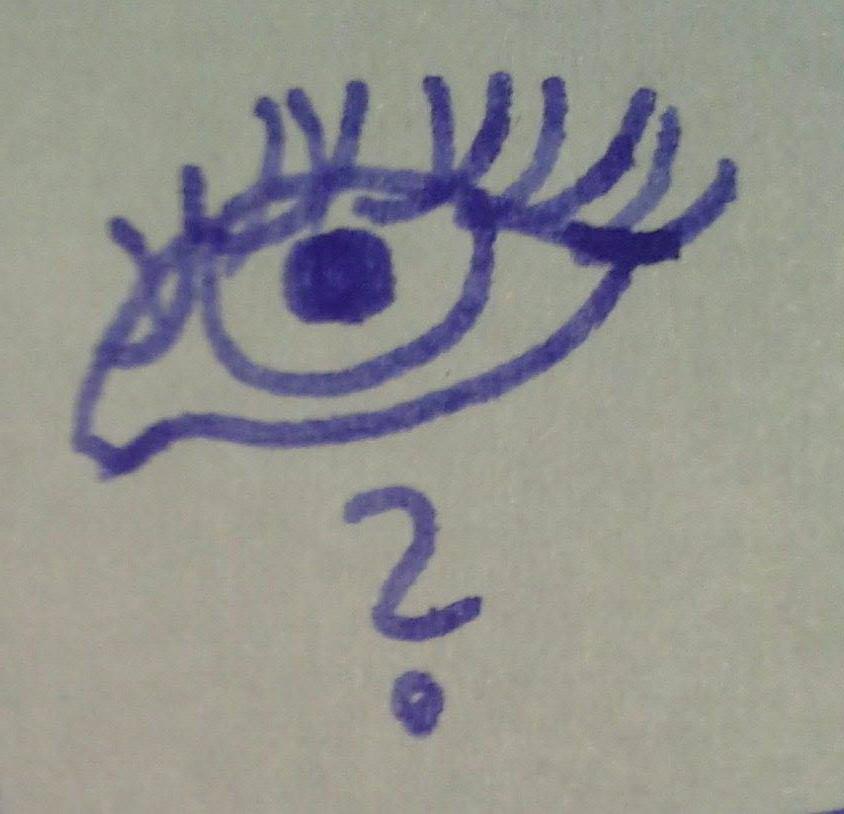 Wimpern Zeichnen? :O (Augen, Kunst, Malen