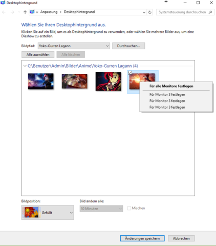 Fehler - (Bildschirm, Windows 10)