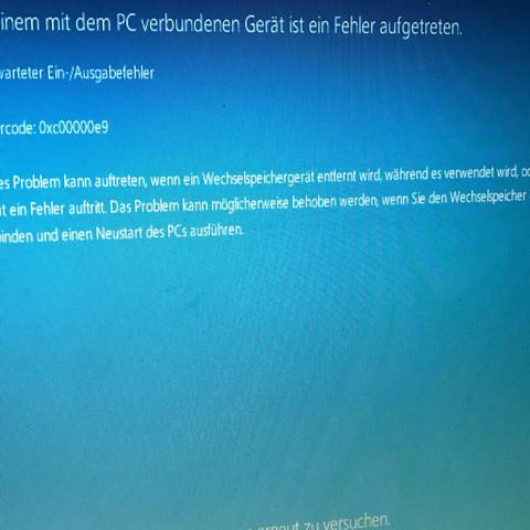 Winload.exe Fehlercode: 0xc0000225 - (Windows 10, Boot, reparieren)