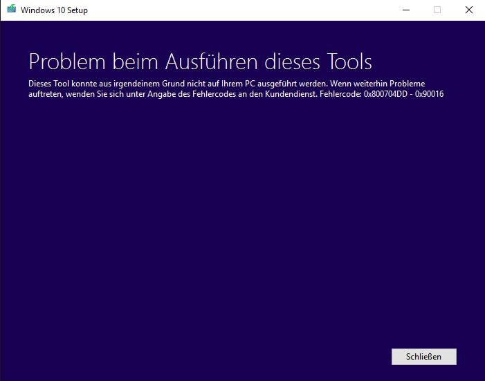 Windows 10 Download Geht Nicht