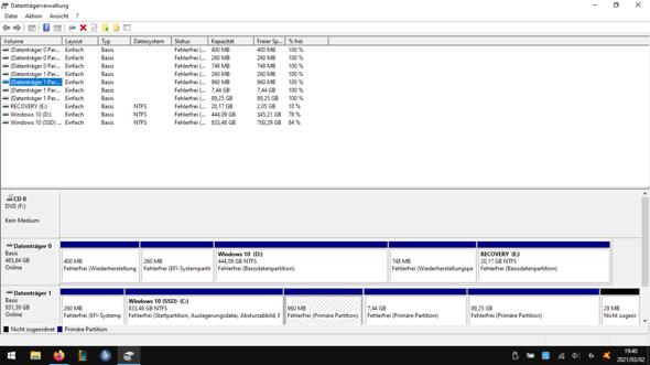 Windows 10 + Linux Kali?