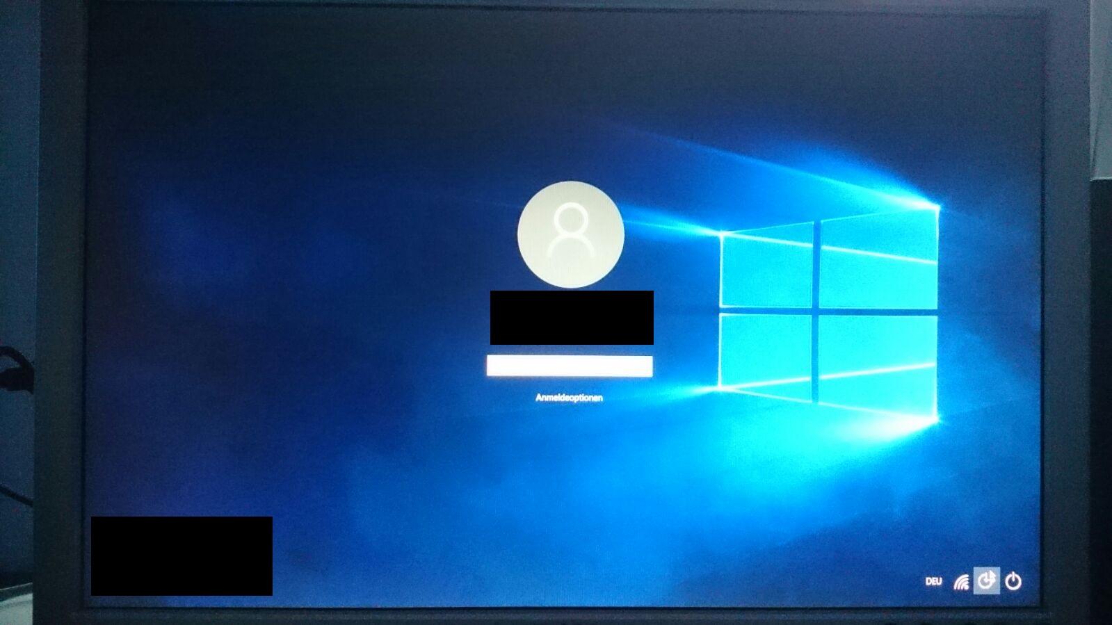 Windows 10 Anmeldebildschirm Bilder