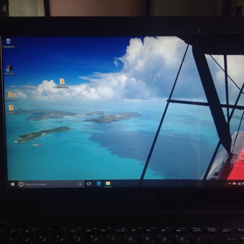 Die Auflösung ist zu groß ich habe eine von 1366x 768  - (Windows, Windows 10, Bildschirm)
