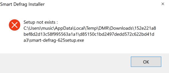 """Windows 10 Fehlermeldung: """"Setup existiert nicht"""". Was tun?"""