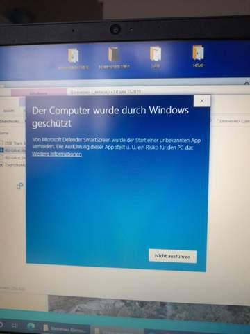 Ausführen Windows 10