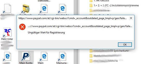 Fehler aus Ordner - (Computer, PC, Windows)