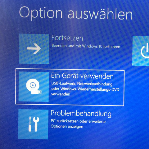 Hier sind die Optionen  - (PC, Windows, Windows 10)