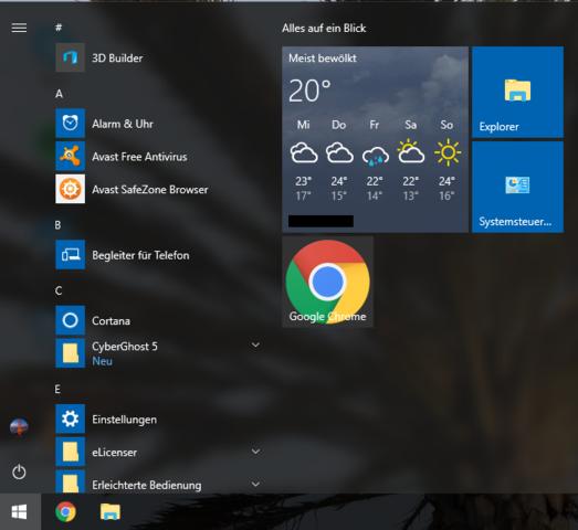 So sieht es aus und das ist nicht schön - (PC, Windows, Microsoft)