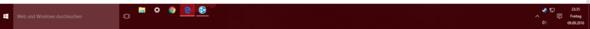 Die Dicke Taskleiste - (Windows, Windows 10, Taskleiste)