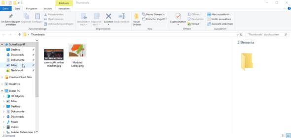 Windows 10 Vorschaubilder Werden Nicht Angezeigt Computer Technik