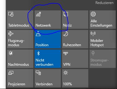 Windows 10 WLan Symbol weg? (Infos, Icon, wlan-problem)