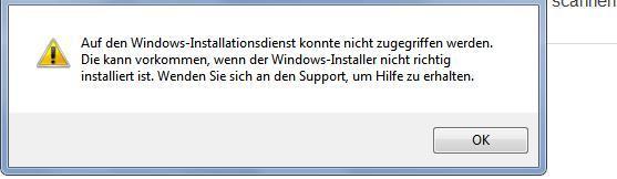 FEHLERMELDUNG--BITTE ANSCHAUEN - (Computer, PC, Windows)