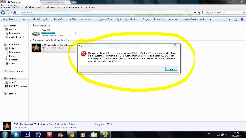 Windows 7 Spiele Installieren