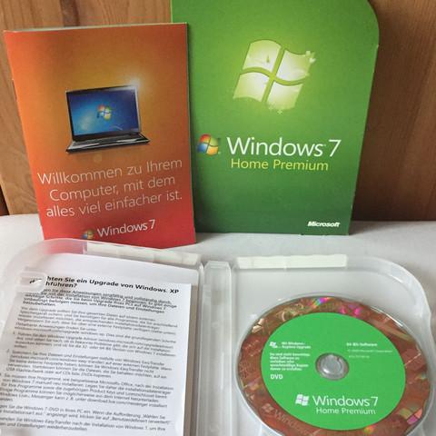 Windows 7 CD - (Computer, PC, Windows)
