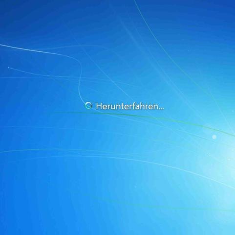 Windows Fährt Nicht Runter