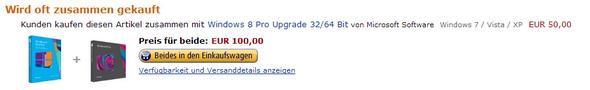 Amazon - (Windows, Windows 8, Key)