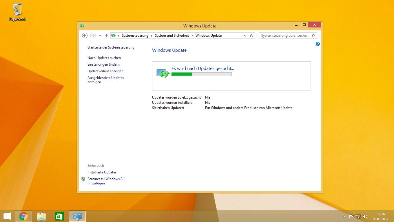 Windows Update Kann Derzeit Nicht Nach Updates Gesucht Werden