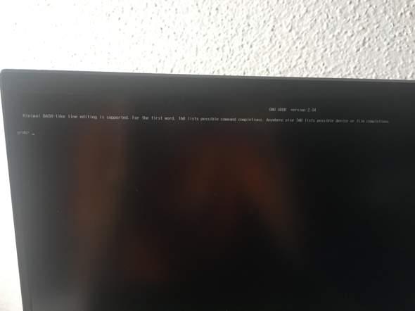 Windows bootet nicht mehr nach löschen von Linux Partiotion?