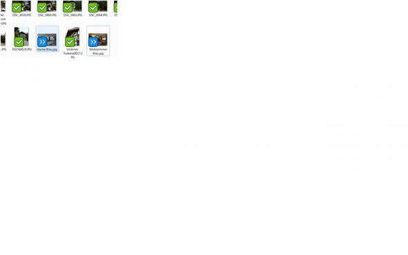 Windows Explorer Bilderkacheln - (Bilder, Windows Explorer)
