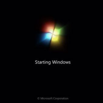 Windows Ladebildschirm - (Computer, PC, Technik)
