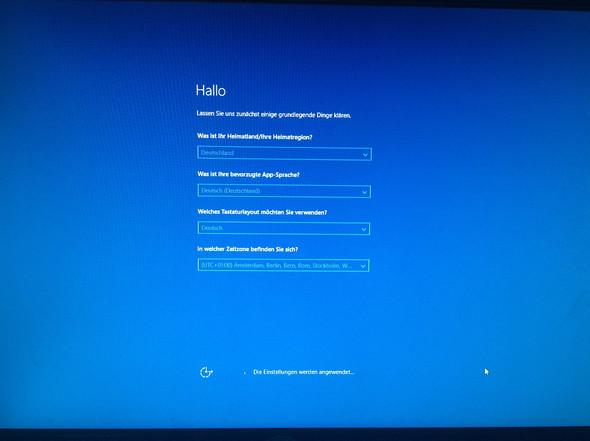 Das wird angezeigt - (Computer, PC, Windows)