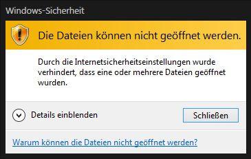Screen 1 - (Windows 7, Internetsicherheit)