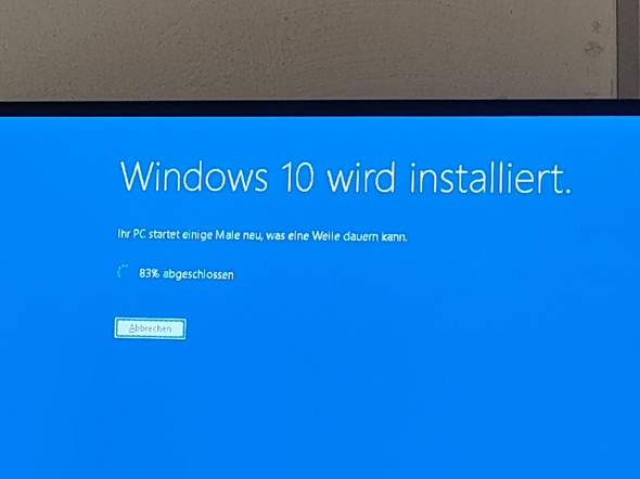 Windows Update Dauert Stunden