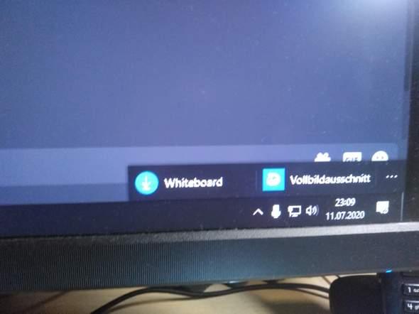 Windows Witheboard etc öffnen sich automatisch?