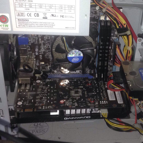 Bild 1 - (PC, Windows, zocken)