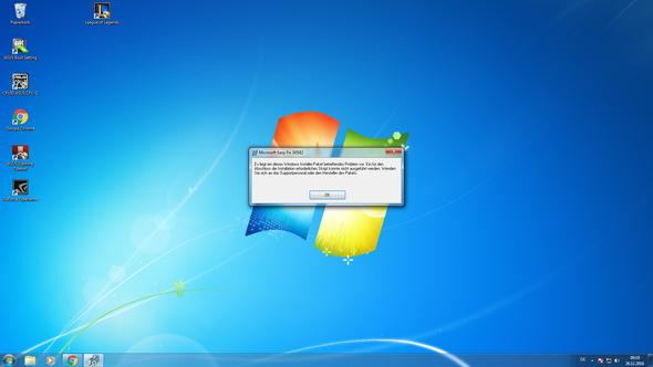 da - (Computer, Windows 7, Betriebssystem)