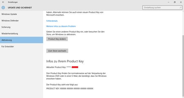 Bild 2 Aktivierung - (Windows 7, Windows 10, aktivieren)