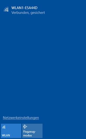 Verfügbares WLAN - (WLAN, Taskleiste, Wlan-anzeige)