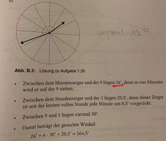- (Mathe, Uhr, Geometrie)