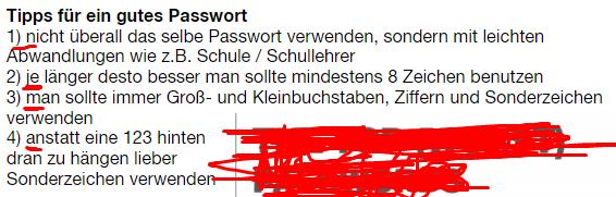 - (deutsch, Rechtschreibung, klein)