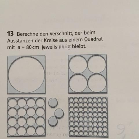 wir kann ich den verschnitt berechnen mathe. Black Bedroom Furniture Sets. Home Design Ideas