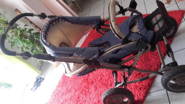 Hartan Kinderwagen - (Kinderwagen, Hartan Kinderwagen, Kinderwagenbremse)