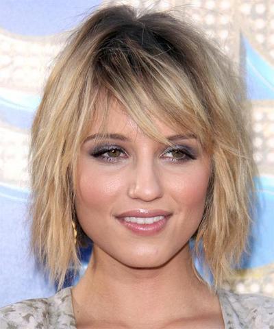 Frisuren glatte haare hohe stirn