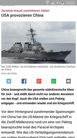 USA - (USA, China)
