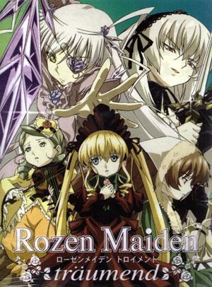 Rozen Maiden - (Anime, Ger dub, rozen-maiden)