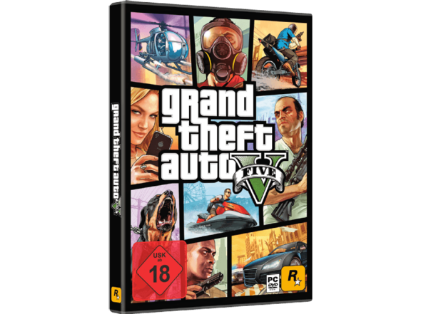 GTA 5 Von Mediamarkt - (Spiele, PC-Spiele, Steam)